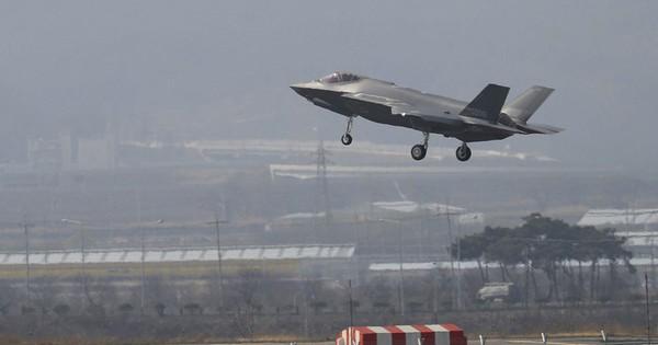 Triều Tiên nóng mắt vì Hàn Quốc mua máy bay tàng hình Mỹ