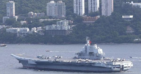 """Nga nắm giữ """"chìa khóa"""" tàu sân bay hạt nhân đầu tiên của Trung Quốc?"""