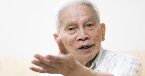 GS Hoàng Tụy qua đời