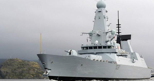 """Căng thẳng với Iran, chiến hạm thứ hai của Anh tới vịnh Péc-xích """"khủng"""" cỡ nào?"""
