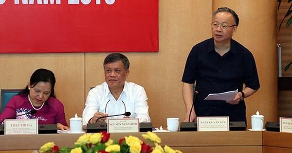 Hà Nội: Đề xuất giảm hội họp để tham quan, học tập