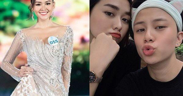 """Em út """"Về nhà đi con"""" Bảo Hân nói gì về tình bạn với Á hậu 2 Miss World Vietnam?"""