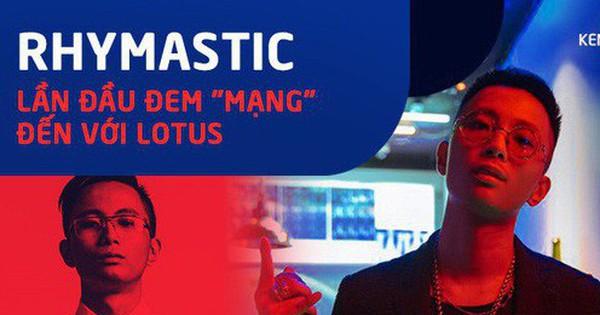"""Phỏng vấn nóng Rhymastic về ca khúc mở màn lễ ra mắt MXH Lotus: """"Hi vọng câu hỏi trong """"Mạng"""" sẽ được giải đáp tại Lotus"""""""
