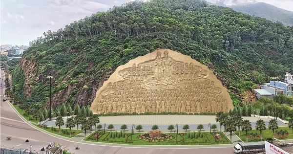 """Cận cảnh vị trí Bình Định dự kiến tạc bức phù điêu """"khủng"""" 86 tỷ gây tranh cãi"""