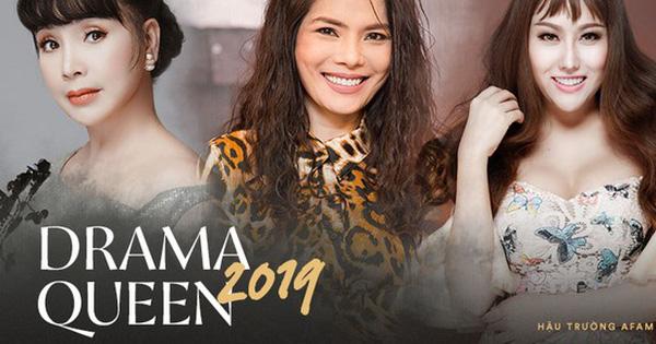 """Điểm lại những nhân vật """"gây sóng gió"""" trong năm 2019: Showbiz Việt có lẽ sẽ kém náo nhiệt nếu thiếu những """"Nữ hoàng thị phi"""" này"""