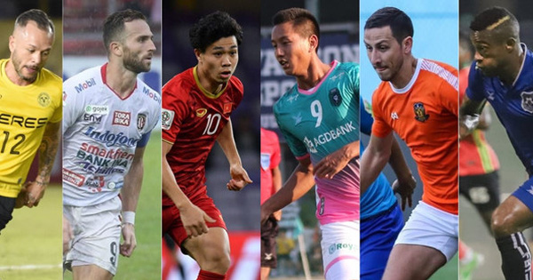 Công Phượng bất ngờ đứng đầu nhóm các chân sút đáng xem nhất AFC Cup khu vực ĐNÁ