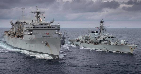 """Hải quân Mỹ đã vô tình dâng """"món quà vô giá"""" cho Nga trên biển Barents?"""