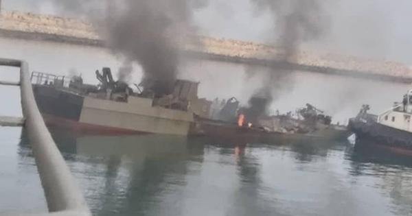 Tàu Iran bắn nhầm đồng đội: Chuyên gia đưa cảnh báo sắc lạnh khiến Hải quân Mỹ rùng mình