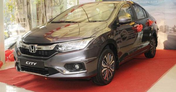 Trước thềm ra mắt sản phẩm mới, Honda City giảm giá mạnh