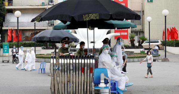Reuters viết về quyết tâm của Việt Nam trong ca điều trị COVID-19 cho phi công Anh