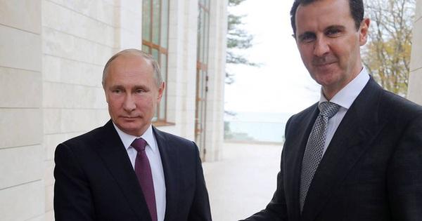 """Chưa muốn thay đổi """"cuộc chơi"""" ở Syria, Nga sẽ không """"quay lưng"""" với TT Assad"""