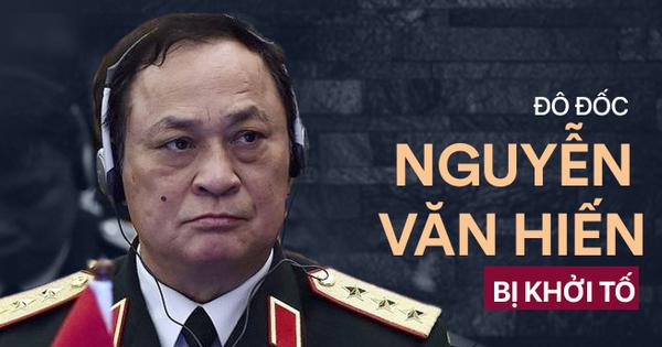 Đô đốc Nguyễn Văn Hiến, cựu Thứ trưởng Bộ Quốc phòng đối diện mức án nào khi ra tòa?
