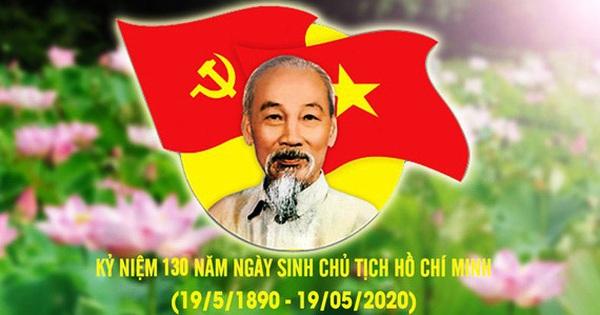Long trọng kỷ niệm 130 năm Ngày sinh Chủ tịch Hồ Chí Minh: Nguyện kế tục trung thành và xuất sắc sự nghiệp vĩ đại của Người