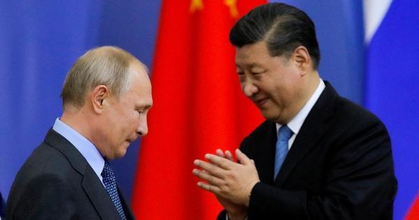 TT Putin điện đàm với TT Trump nhiều gấp đôi điện đàm với ông Tập: Quan hệ Nga-Trung căng thẳng?