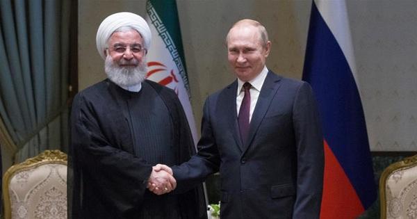 """""""Cuộc chiến ngầm"""" ở Syria: Iran đến lúc """"khăn gói"""" trở về hay ở lại """"cạnh tranh"""" với Nga đến cùng?"""