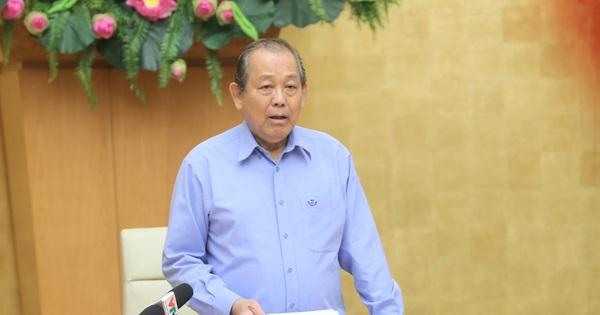 Phó Thủ tướng Thường trực: Cải cách để bộ máy tinh gọn, hiệu quả, không sách nhiễu