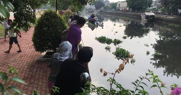 Phát hiện thi thể nam giới đang phân huỷ, nổi trên sông Sài Gòn