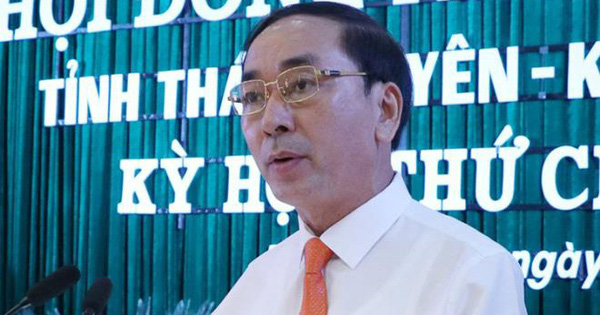 Bí thư Tỉnh ủy Thái Nguyên Trần Quốc Tỏ làm Thứ trưởng Bộ Công an