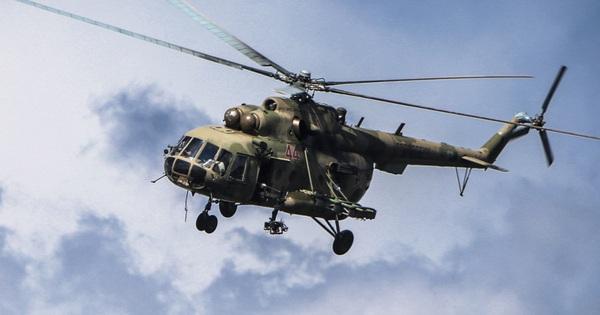 Trực thăng Mi-8 Nga rơi ở gần Moscow, toàn bộ phi hành đoàn thiệt mạng
