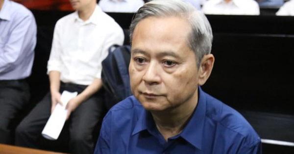 Cựu Phó chủ tịch UBND TP.HCM Nguyễn Hữu Tín có đơn xin vắng mặt tại phiên toà phúc thẩm
