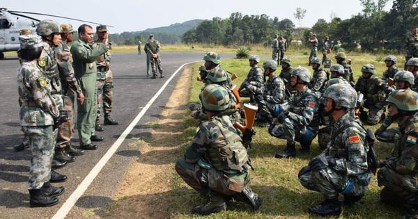 """Tố Ấn Độ chặn tuần tra, Quân giải phóng Trung Quốc phản ứng gắt, """"hạ trại"""" cố thủ thung lũng Galwan"""