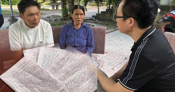 Nghệ An: Nhiều người có tên trong danh sách nhận chế độ nhưng bị người khác nhận tiền thay
