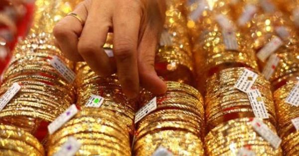 Giá vàng hồi phục, kết thúc một tuần giao dịch trầm lắng