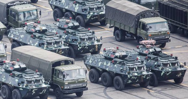 """Hé lộ tình thế """"dầu sôi"""" giữa Mỹ-Trung: Tín hiệu nóng từ dàn tướng lĩnh Quân giải phóng"""