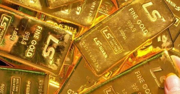 Giá vàng bất động trước áp lực của chứng khoán