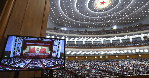 [VIDEO] Chàng trai Việt Nam ở Bắc Kinh quan tâm điều gì từ Lưỡng hội Trung Quốc 2020?