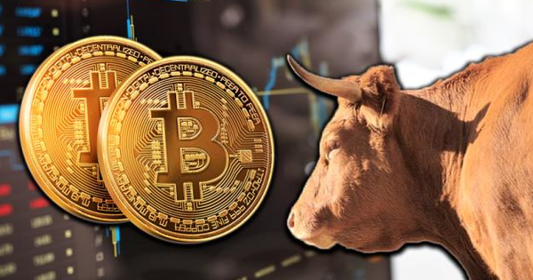 Thị trường tiền ảo dậy sóng, Bitcoin vượt ngưỡng 9.500 USD