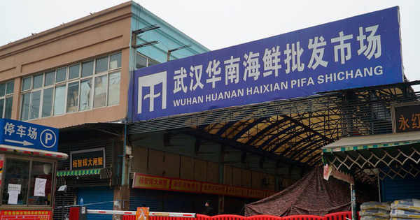 """Chuyên gia: """"Chợ Vũ Hán không phải nơi bắt nguồn mà là nơi siêu lây lan Covid-19"""""""