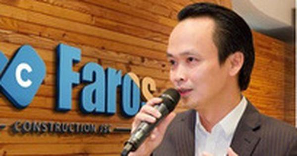 Ông Trịnh Văn Quyết mới bán thêm 5 triệu cổ phiếu ROS, người thân cũng thoái hết vốn khỏi FLC Faros