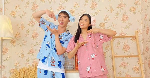 Suni Hạ Linh khoe vũ đạo dễ thương cùng Erik