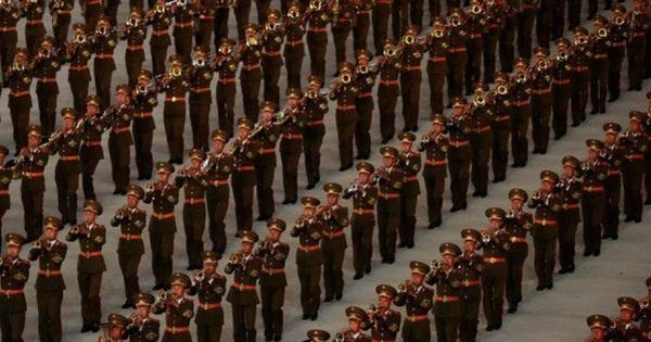 Triều Tiên đang nhắm tới tổ chức đồng diễn 'Biển người'?
