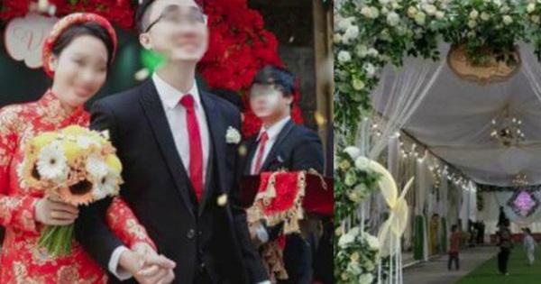 """Đúng ngày cưới, tình cũ của cô dâu đến bất ngờ phát ngôn: """"Anh không cần người đổ vỏ thay"""" song phản ứng của chú rể mới thật sự bất ngờ"""
