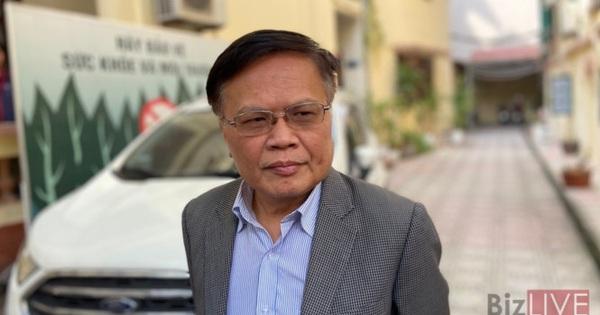 """TS. Nguyễn Đình Cung: """"Doanh nghiệp đăng ký vốn 144.000 tỷ, đặc biệt và bất thường nhưng vẫn hợp pháp"""""""