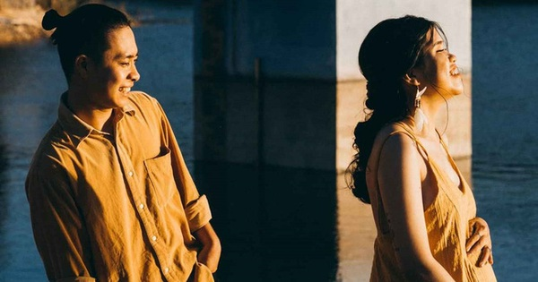 """Sự thật đằng sau bộ ảnh siêu tình tứ chụp với vợ bầu ở Đà Lạt, người ta bảo muốn biết bộ mặt đàn ông hãy đợi đến khi """"2 vạch"""" chẳng sai chút nào!"""