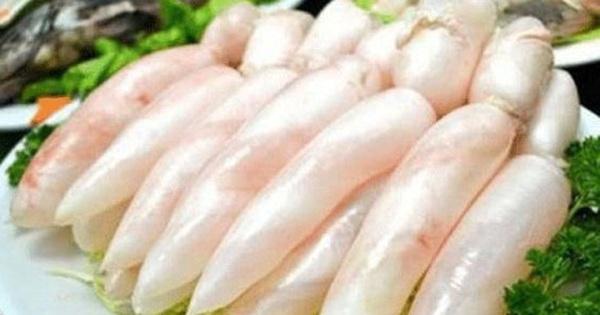 Bong bóng cá – món ăn thuốc bổ thận ích tinh, dưỡng cân mạch