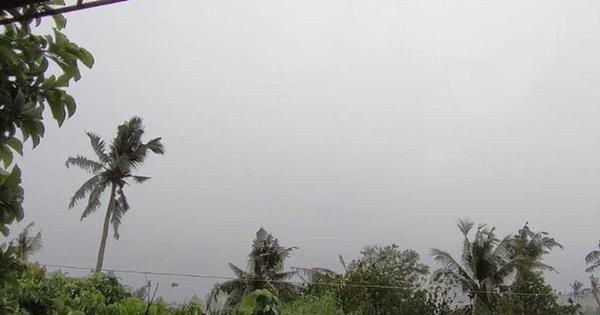 Bão mạnh tấn công Philippines, hàng chục ngàn người vừa chạy vừa lo Covid-19