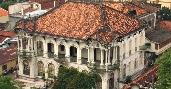 Phân loại biệt thự cũ tại Tp.HCM