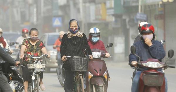 Giãn cách xã hội: Hà Nội vẫn có gần 40% số ngày không khí kém, xấu