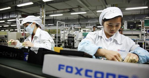 Công ty lắp ráp iPhone kinh doanh tệ nhất trong 20 năm vì Covid-19