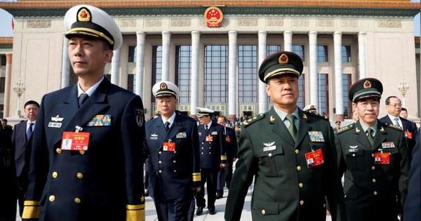 Trung Quốc tăng chi tiêu quốc phòng bất chấp khó khăn kinh tế?