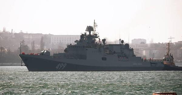 """Nga triển khai tập trận nhóm tàu chiến mang tên lửa khiến """"Tomahawk Mỹ chào thua"""""""