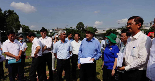 Xây dựng trái phép ở huyện Bình Chánh: Bí thư Thành ủy TPHCM nhận trách nhiệm