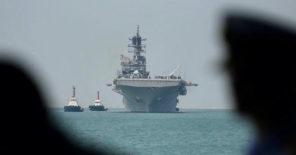 Mỹ đã làm gì ở biển Đông thời gian qua?