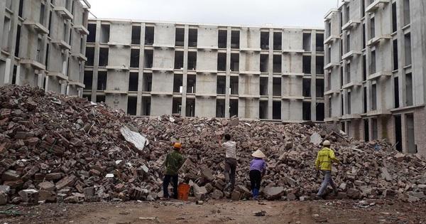 Luxshare - ICT xây 'lậu' gần 1.000 phòng, để 700 lao động làm việc không phép