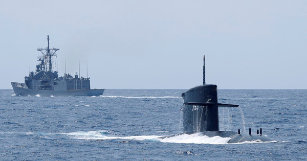 Mỹ dự định bán ngư lôi tối tân trị giá 180 triệu USD cho Đài Loan