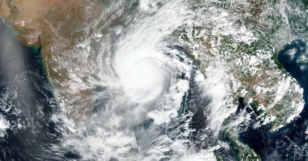 Đang chống COVID-19, Ấn Độ - Bangladesh hứng siêu bão mạnh nhất từng đổ bộ Vịnh Bengal